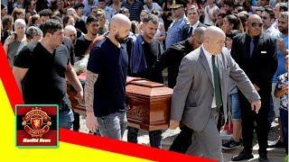 ManUtd News - Emiliano Sala's family break down in tears ahead of Premier League striker's funera...