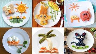 Красивое оформление блюд для детей или… Как сделать еду привлекательной для ребенка. Часть 1