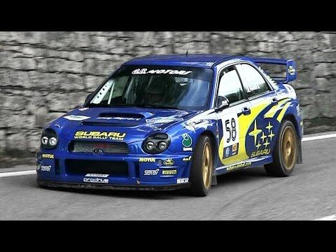 Ascolta anche tu il suono più rabbioso del mondo con questa Subaru
