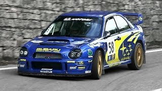Subaru Impreza WRC2001 (S7) Sound - Starts, Accelerations & More