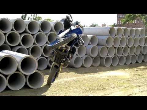 Graham Jarvis enduro skills: incredible bike control