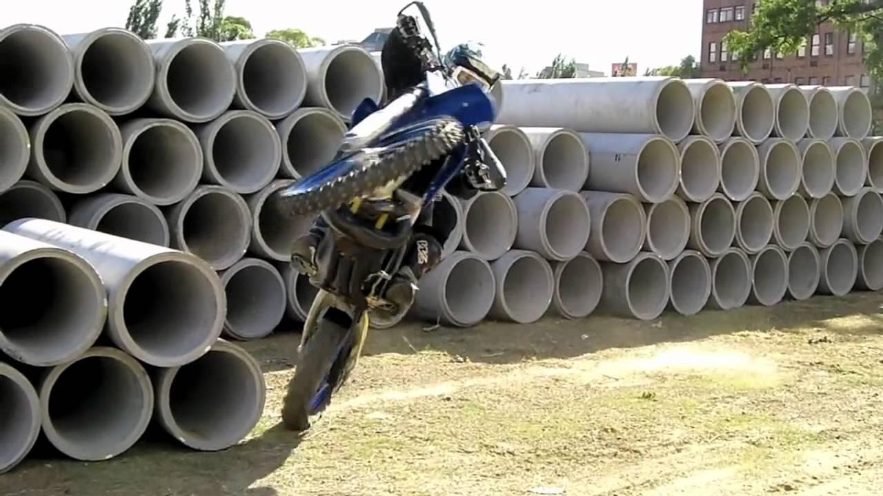 画像: Graham Jarvis enduro skills: incredible bike control youtu.be