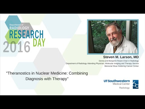 Theranostics in Nuclear Medicine: Combining Diagnosis with Therapy