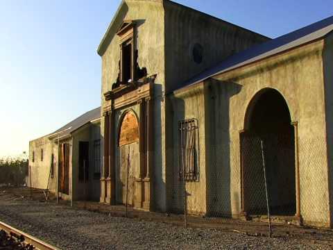 Monrovia Train Station