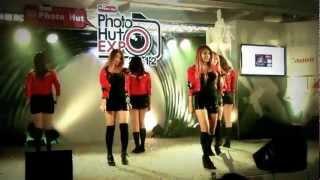 """18+ (Eighteen pluz)"" cover T-ARA  @ ""PHOTO HUT Cover Dance 2012"""
