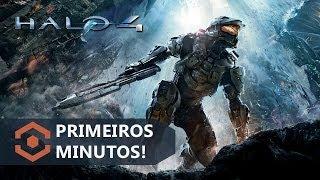 Os primeiros 30 minutos de Halo 4 - Dublado (PT-BR)