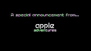 50K views! A message from Apple Adventures