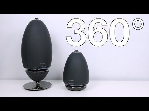 360° Wireless Sound