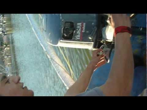 2-х тактный лодочный мотор Парсун  отзывы, цена, видео