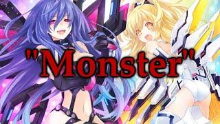 Hyperdimension Neptunia AMV-Monster.