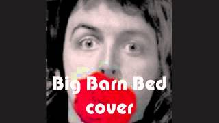 Big Barn Bed / Wings / Cover