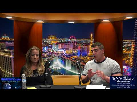 Rise Above with Joe & Heidi 11-30-17 Resilience Prescriptions