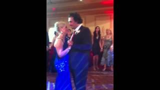 Mother and son wedding dance (everyone was crying)#lucaandnatasha2014