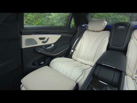 2014 Mercedes S 500 - INTERIOR