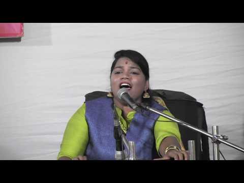 बोलावा विठ्ठल पहावा विठ्ठल, गायिका भारती मढवी
