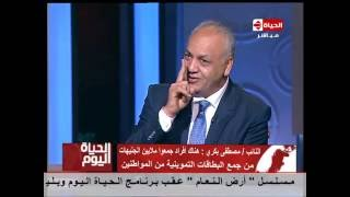"""مصطفى بكري: """"أقسم أن الاستجوابات ستهز الشارع المصري"""""""