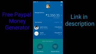 Paypal Money Adder 2018