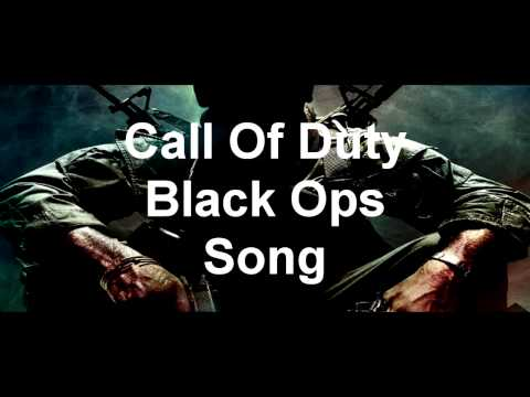 Call of Duty Black Ops Credits Song