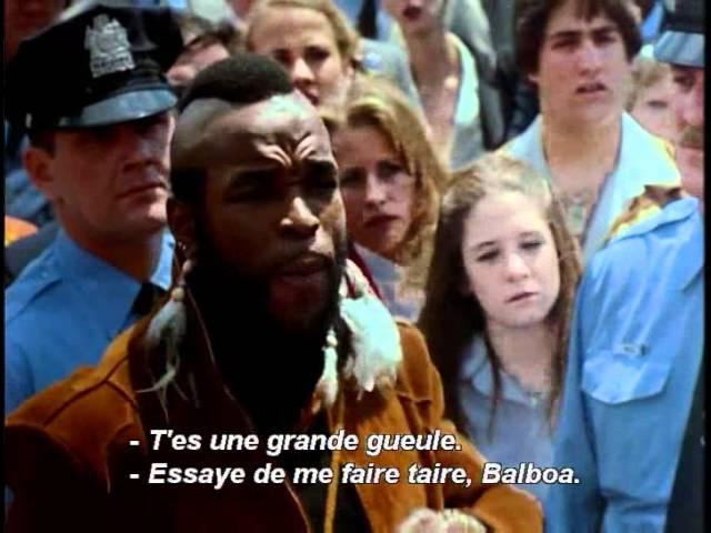 Rocky 3 - L'Oeil du Tigre  ( bande annonce VOST )