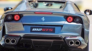 Ferrari 812 GTS – V12 Engine is not Dead