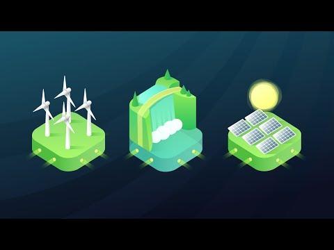 Isometric Renewable Energy Icons | Speed drawing + iso tip | Affinity Designer