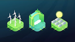 Isometric Renewable Energy Icons | Speed drawing + iso tip | Affinity Designer