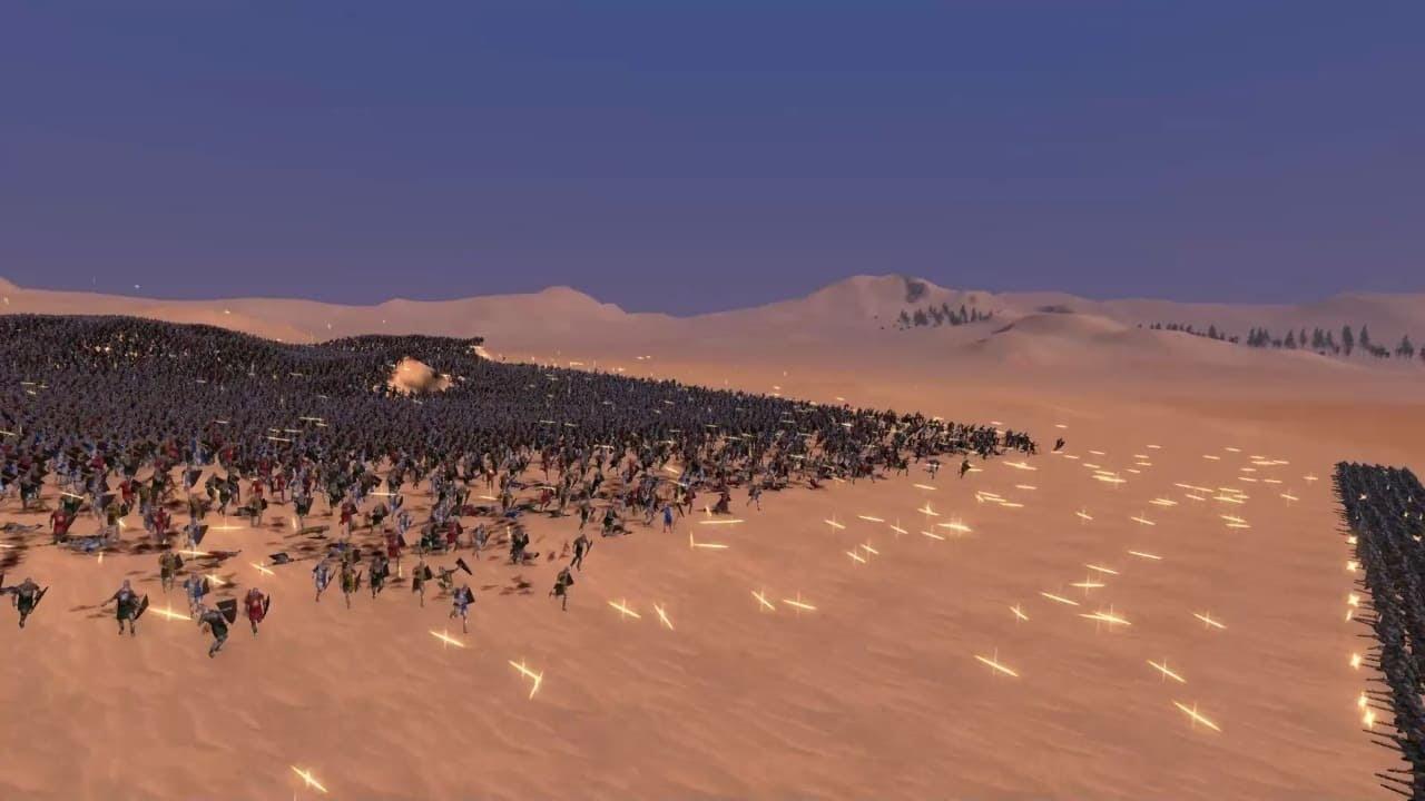 Download 15000 Footmans vs 700 German's Machine's Gun   Ultimate Epic Battle Simulator  