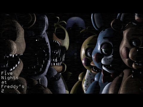 Fnaf 2 How To Survive Night 1 Youtube