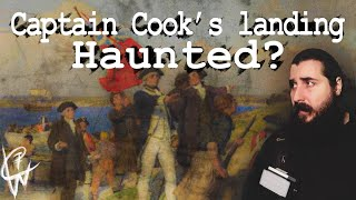 Season 3 - Haunted - Ep2 - Captain Cook's Landing | Kurnell - Communicating with Forby Sutherland