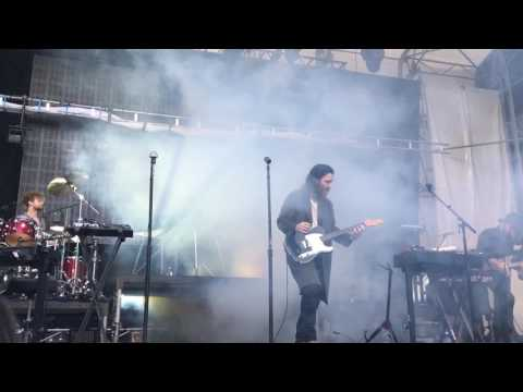 "Nick Murphy (Chet Faker), ""Fear Less"", Live at Laneway Festival, Auckland, New Zealand"