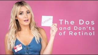 Retinol, Retinoids, Retin-A: What's the Difference?