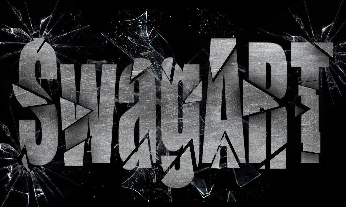 Broken Glass Font