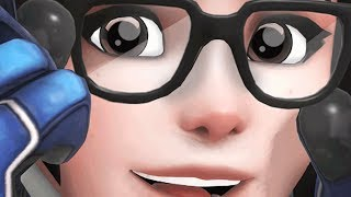 Overwatch - Mei On Drugs