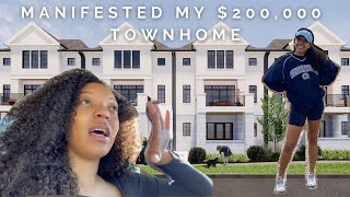 I Manifested My $200,000 Dream Home | How I Did It