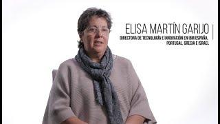 Empleo IT y Mujer: Elisa Martín, Directora Tecnologia IBM España, Portugal, Grecia e Israel