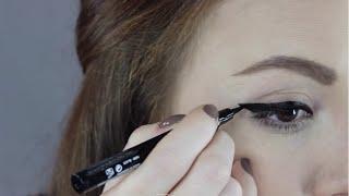 Kolay Eyeliner Nasil Cekilir? (Easy Tips for Applying Eyeliner)   Aslı Özdel