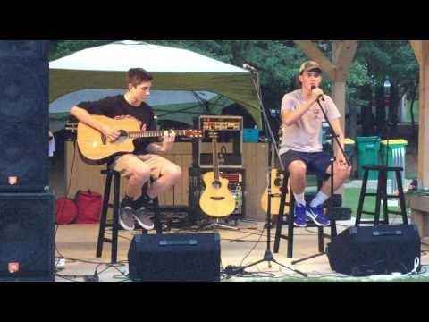 Patrick and Collin's 1st Performance - 7 Oaks - #3