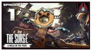 видео Прохождение The Surge: A Walk in the Park