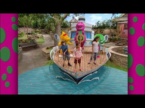 Way To Go!: A Travel Adventure | Barney & Friends