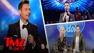 Ryan Seacrest Is Officially Going Back To 'American Idol' | TMZ TV