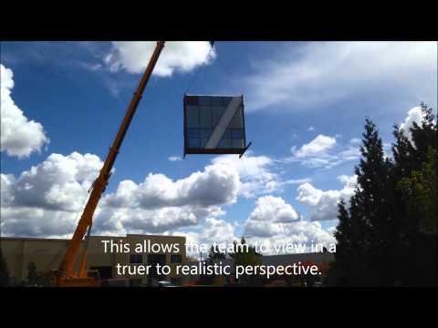 Harmon, Inc. visual mock-up assembly & flight