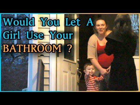 Guys Vs Girls BATHROOM Experiment (Social Experiment)