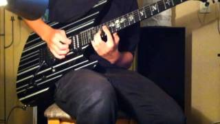 Avenged Sevenfold Seize the Day Guitar Cover