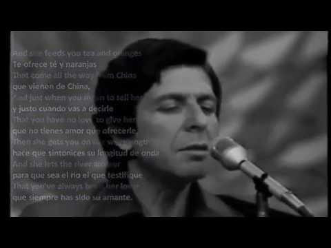 Leonard Cohen Traducido ► Suzanne