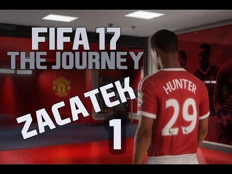 FIFA 17 CZ | The Journey #1 | ZAČÁTEK
