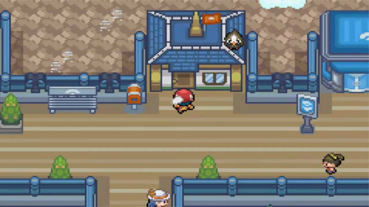 Pokemon light platinum final version download gba default