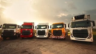 UD Trucks - Presenting the full Quester range
