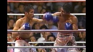 WBA世界J.バンタム級タイトルマッチ 1998.4.29 愛知県体育館.