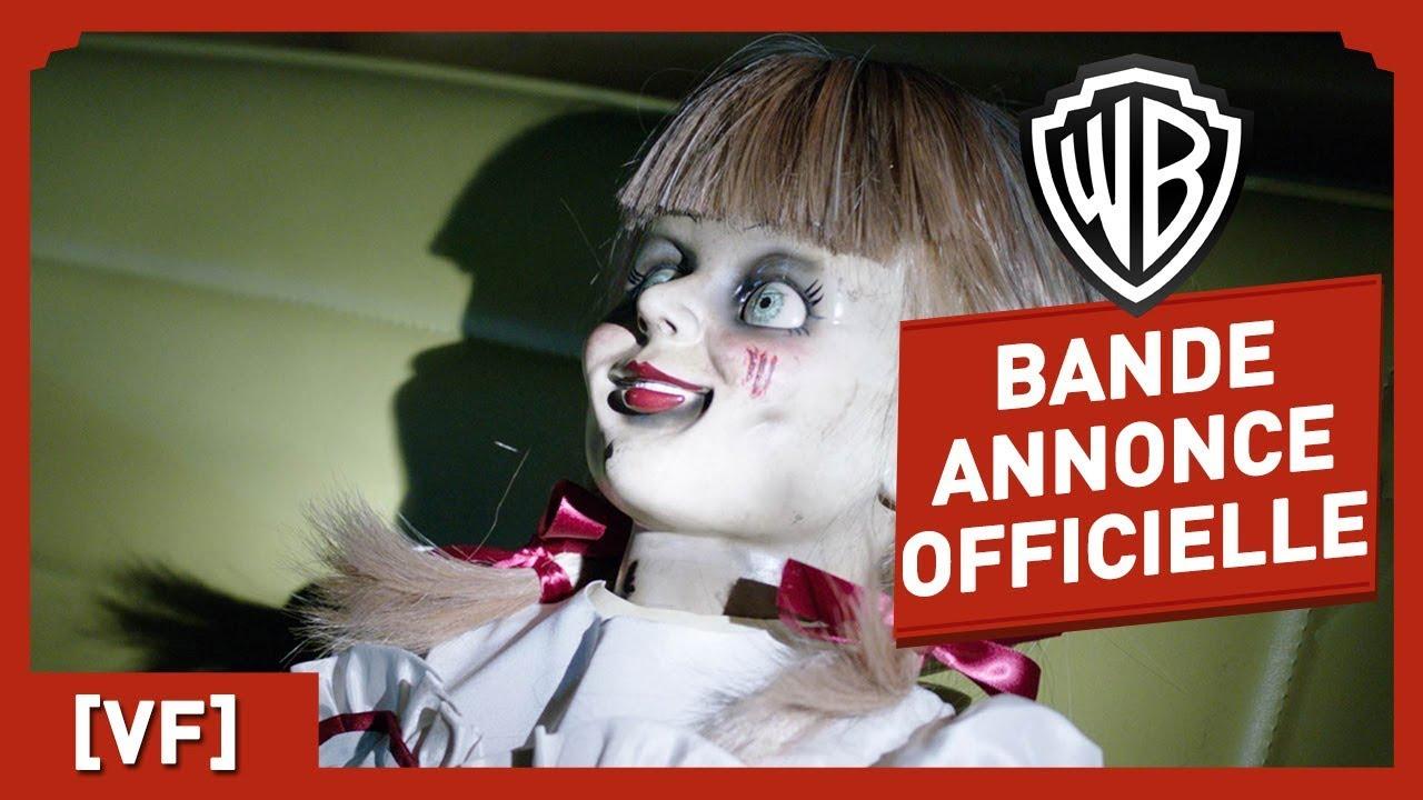 Annabelle - La Maison du Mal - Bande Annonce Officielle 2 (VF) - Mckenna Grace / Patrick Wilson