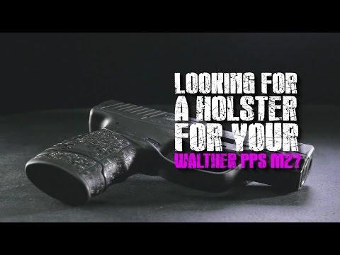 Vedder LightTuck - Walther PPS M2 - Best Concealed Carry Holster